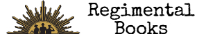 Welcome to Regimental Books Logo