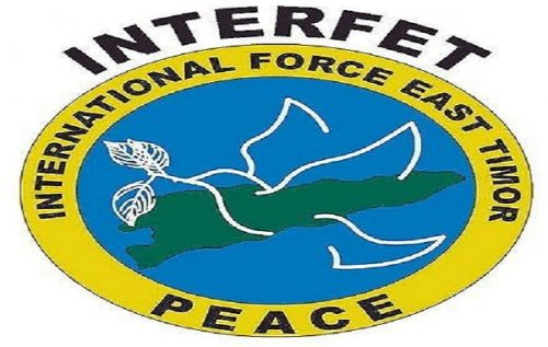 East Timor - INTERFET/Op Tanager