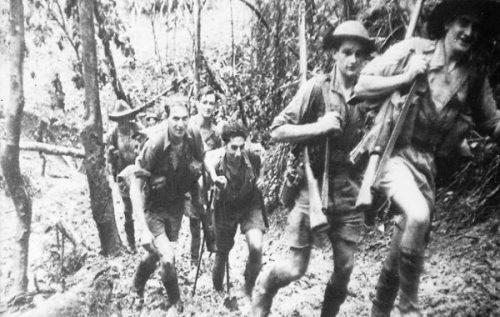 Battles - Kokoda Campaign