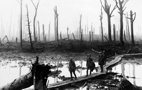 Battles - Western Front