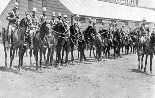 Boer War / Pre 1900