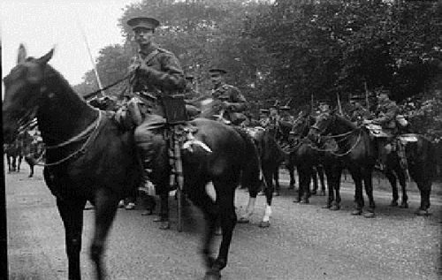 Cavalry Regiments