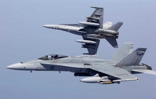 RAAF - Aircraft