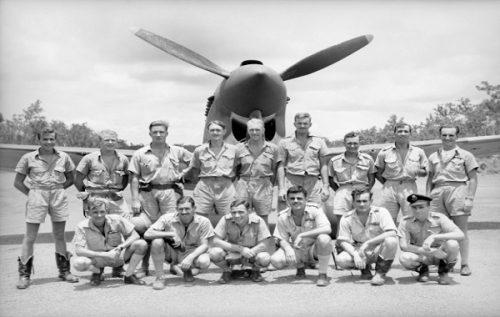 Squadron Histories