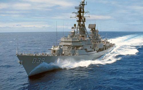 RAN - Ship Histories