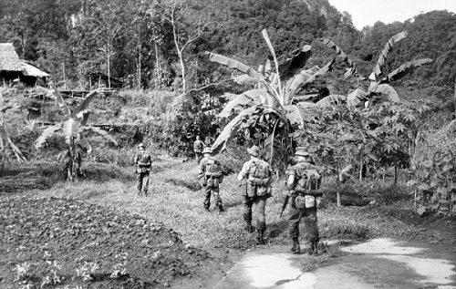Malaya and Borneo