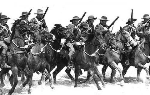 Light Horse & Mounted Units