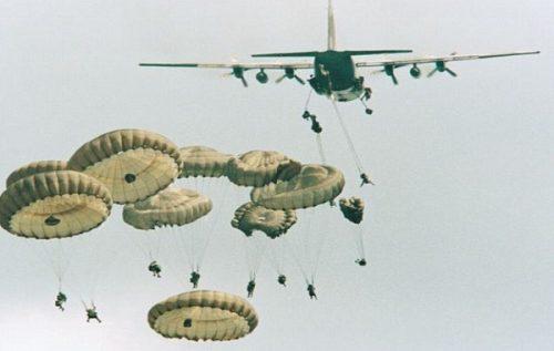 Airborne Units