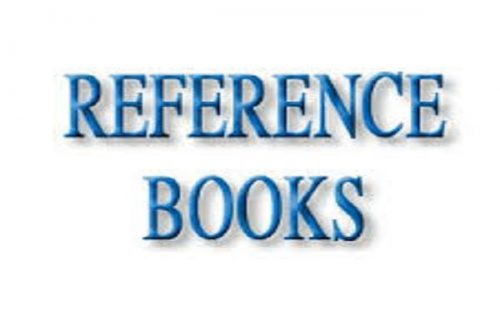 Reference Books - All Other