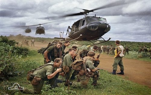 Vietnam War (1962 to 1975) - Australian Army Training Team Vietnam