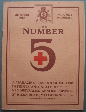 Four Years with the First Australian Field Ambulance (E-Book